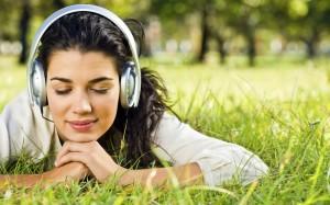 Glasba pomirja