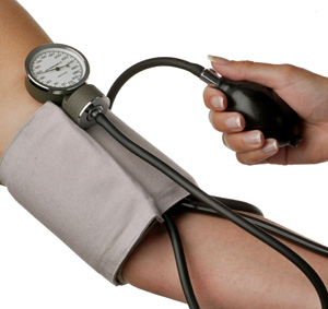 Merite si krvni tlak tudi doma