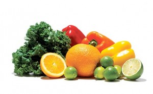 Hrana, ki vsebuje vitamin C